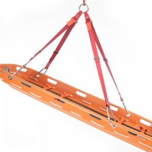Model 71 Stretcher And 4 Point Harness