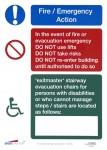 Evacuation Signage – Evacuation Equipment